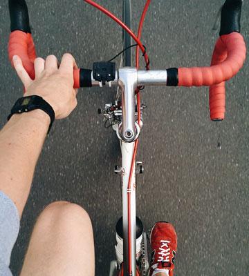 Bike ride online Diary