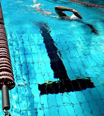 Swimming online Diary